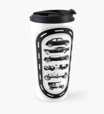 Auto Car-Touche Travel Mug
