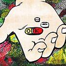 Pills are OK, STIGMA IS NOT! by Denis Marsili
