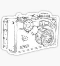 ARGUS C-3 Sticker