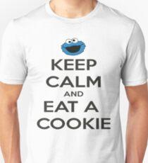 Keep Calm eat Cookie T-Shirt
