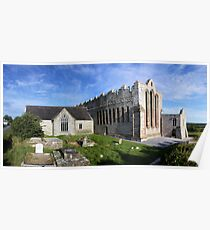 Ardfert Cathedral Poster