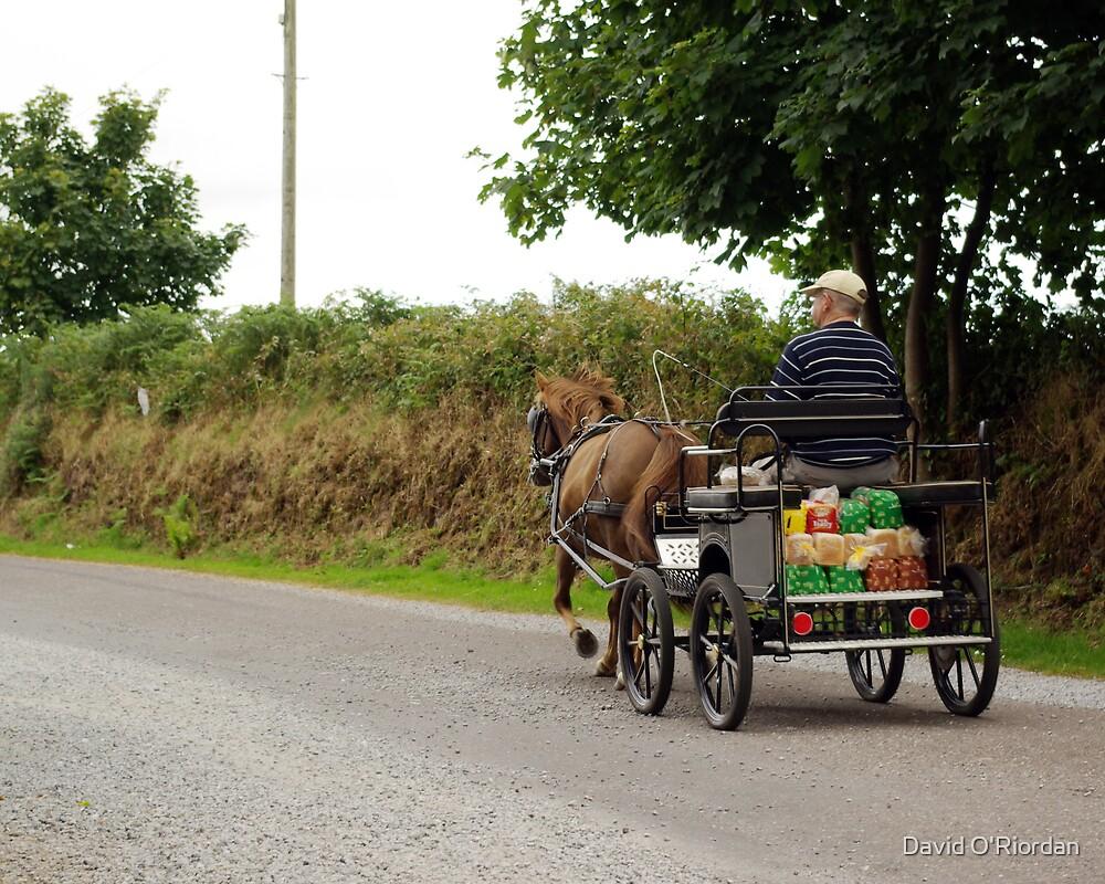 Delivering The Bread by David O'Riordan