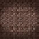 Brick Background Spot Light by Henrik Lehnerer