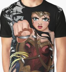 Wonder Punch Graphic T-Shirt