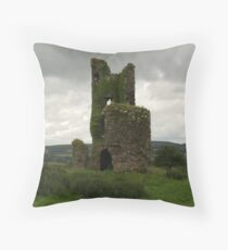 Mourne Abbey Throw Pillow