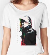 Camiseta ancha para mujer • Metro ghoul •
