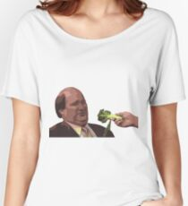 Kevin's Broccoli - Eat healthy! Women's Relaxed Fit T-Shirt
