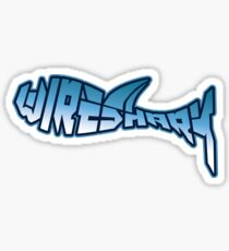 Wireshark Aufkleber Sticker