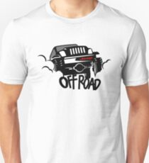 OFFROAD JEEP T-Shirt