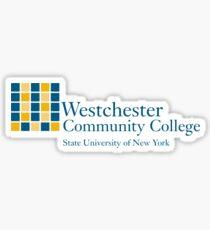westchester community college Sticker