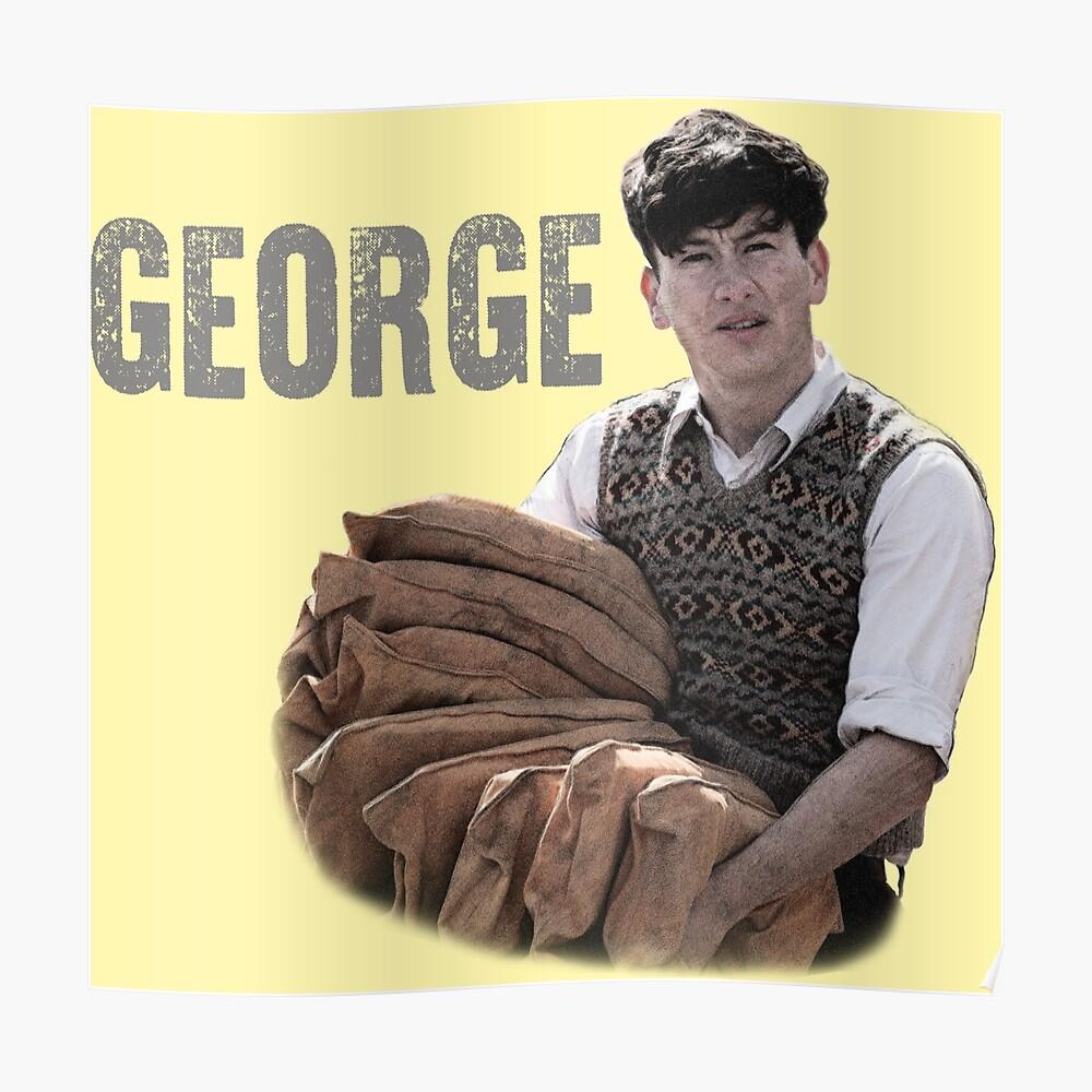 George (Barry Keoghan) - DUNKIRK Poster
