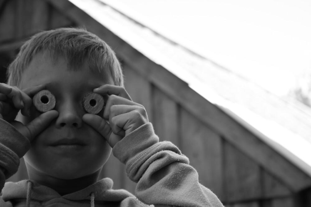 Look into my eyes by PeterWaugh
