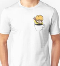 : Hide Coffee Cup Chibi : T-Shirt