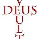 Deus Vult by MKDeltaDesigns