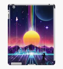 Neon Sunrise iPad Case/Skin