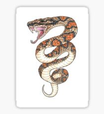 snake tattoo Sticker