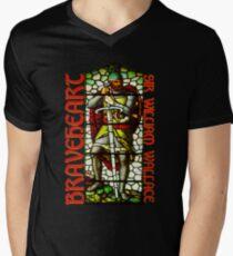 Braveheart - William Wallace Men's V-Neck T-Shirt