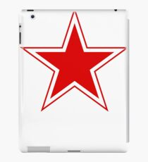 Russian Air Force Star iPad Case/Skin