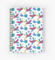 Crazyness Spiral Notebook