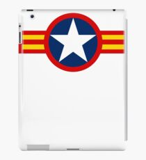 Vietnam Air Force Emblem iPad Case/Skin