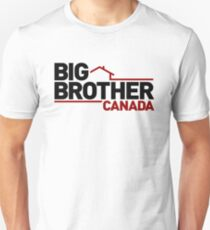 Big Brother Canada Logo Unisex T-Shirt