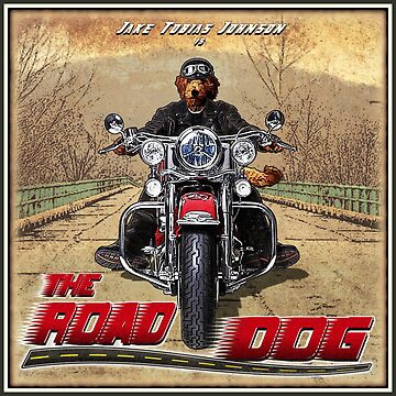 The Road Dog (vintage promo) by torg