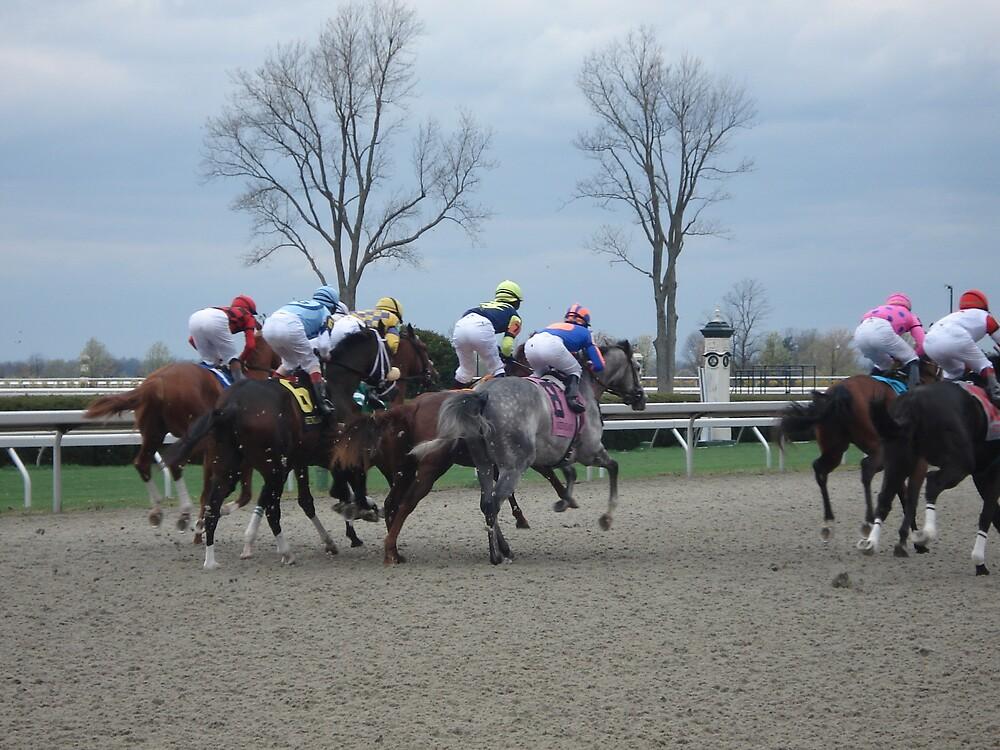 Keeneland Race Track by amilbert