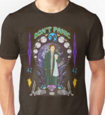 Art(hur) Nouveau - Hitchhikers Guide T-Shirt