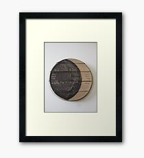 I Will Wait For 11,000 Days/Nights Framed Print