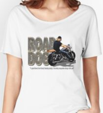 The Road Dog Defined Women's Relaxed Fit T-Shirt