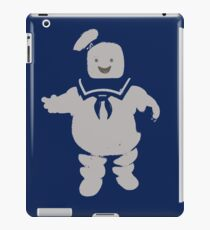 Mr. Stay Puft Marshmallow Man iPad Case/Skin