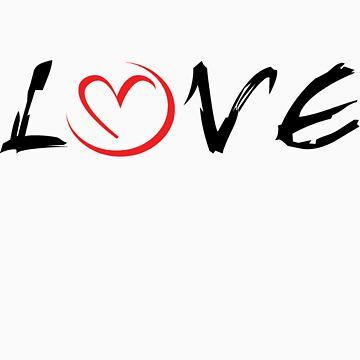 LOVE by Stitcherladyxx