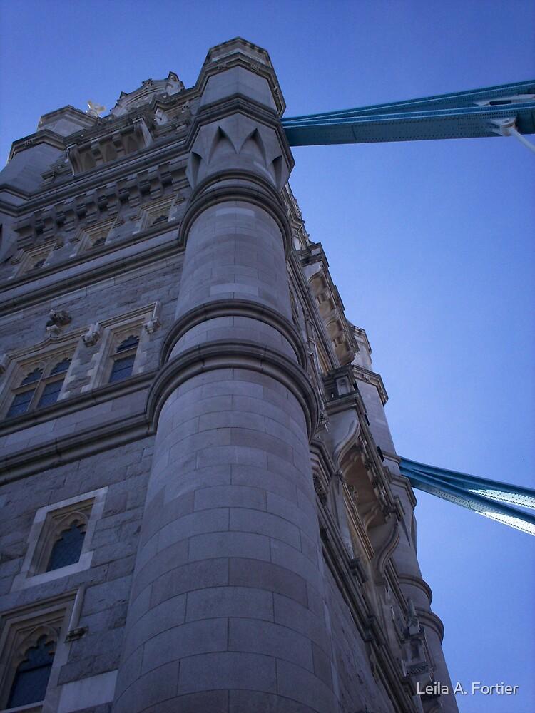 London Blue by Leila A. Fortier