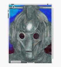 Cyberman Sketch iPad Case/Skin