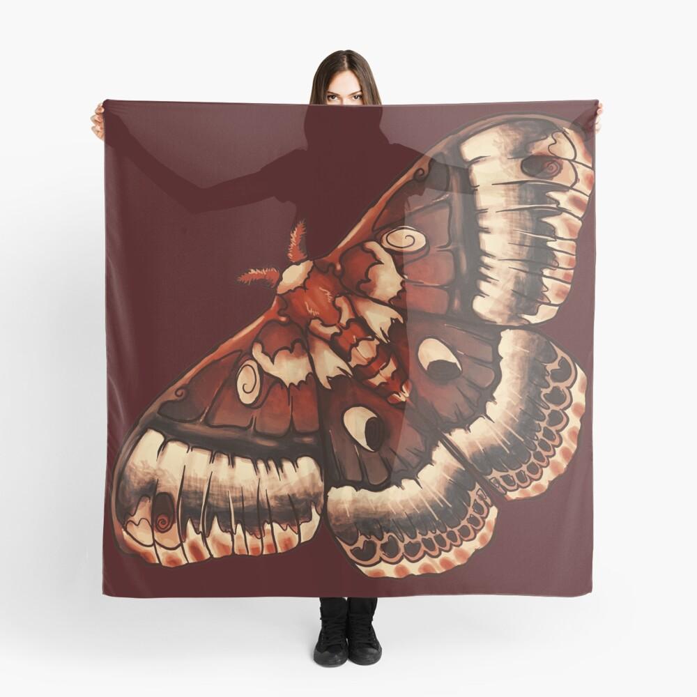 Cecropia Moth Scarf