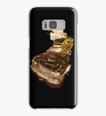 Dinosaur on a Cadillac Samsung Galaxy Case/Skin