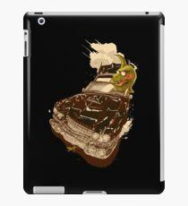 Dinosaur on a Cadillac iPad Case/Skin
