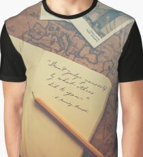 Don't Judge Yourself Graphic T-Shirt