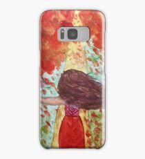 """From His fullness we have all received, grace upon grace"" -John 1:16 Samsung Galaxy Case/Skin"