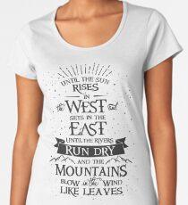 The Promise Women's Premium T-Shirt