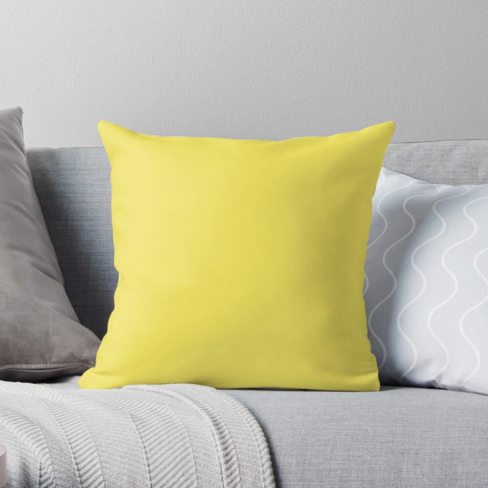 Beautiful Cushions/ Plain Corn Throw Pillow