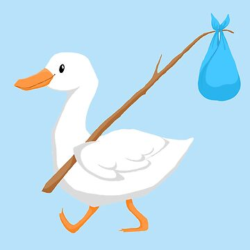 Adventure Duck by Elfsongs