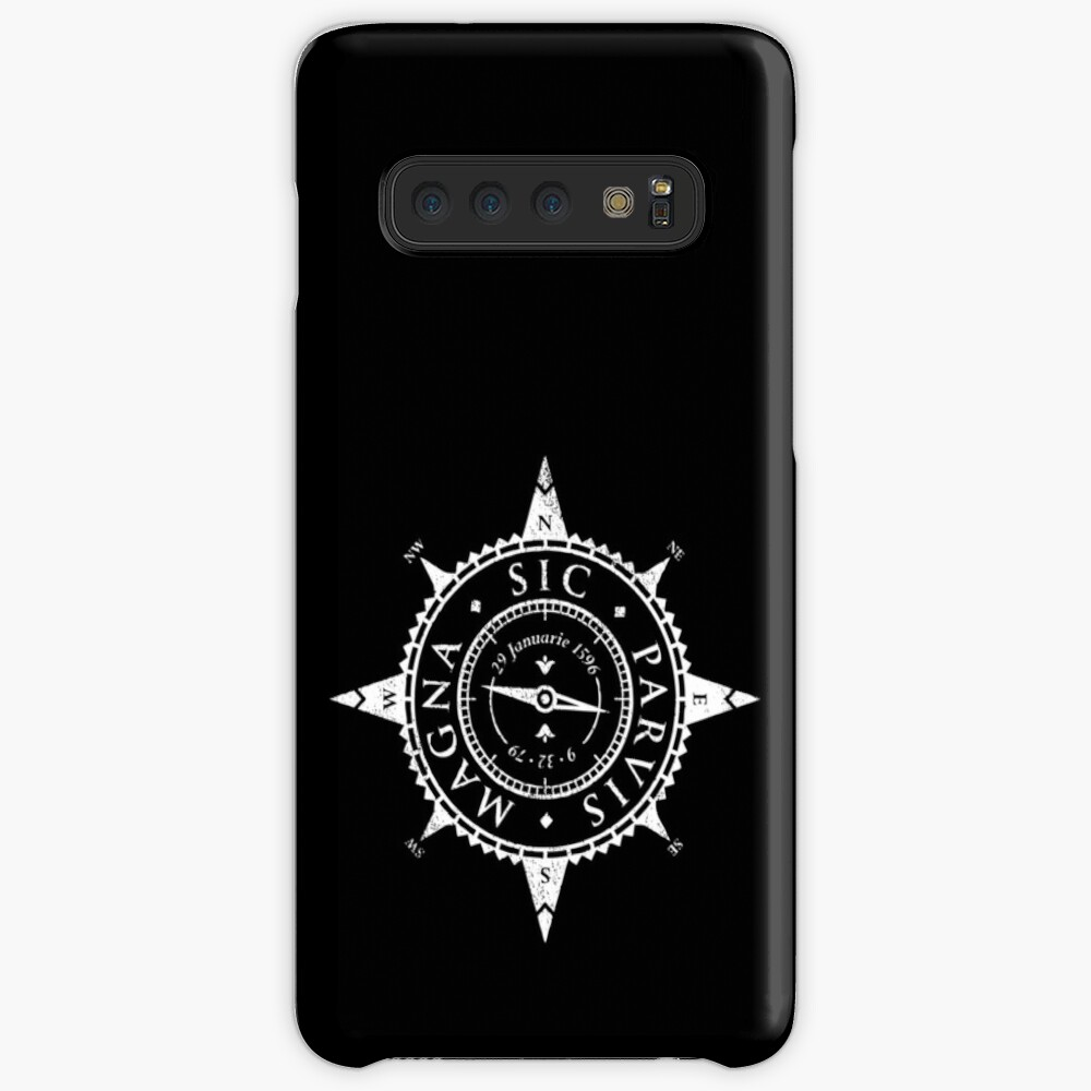 Uncharted Adventure (white) Case & Skin for Samsung Galaxy