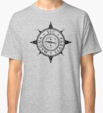 Uncharted Adventure (black) Classic T-Shirt