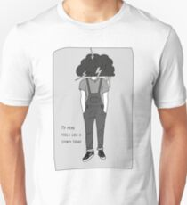 My head feels like a storm today T-Shirt