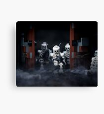 Fallen Stronghold Canvas Print