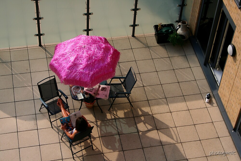 me and my umbrella by photogenic