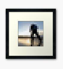 Skating Framed Print
