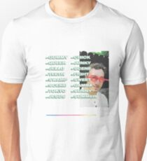 Brockhampton Saturation II Back Cover Unisex T-Shirt