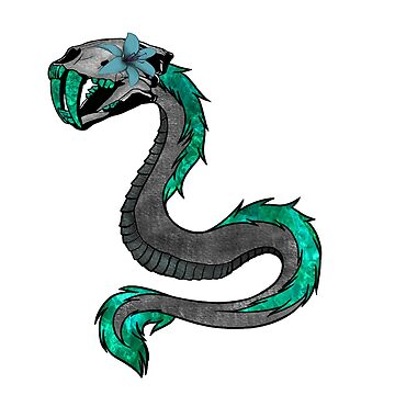 Kevin the Jade Dragon  by VIndustries
